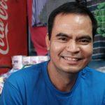 Michael Nadonga, sari-sari store owner